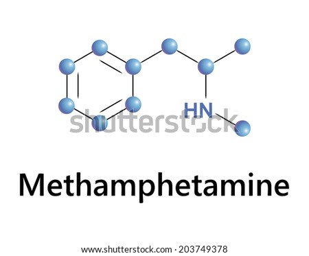 methamphetamine chemical