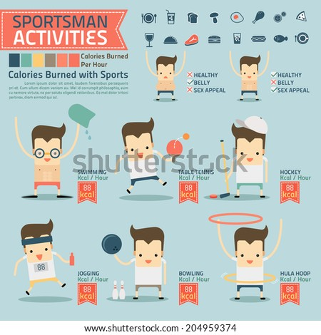 sportsman activities and