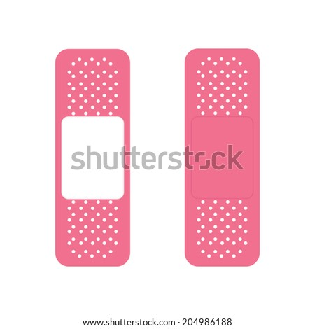 plaster icon   vector