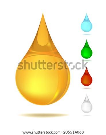 drop of liquid