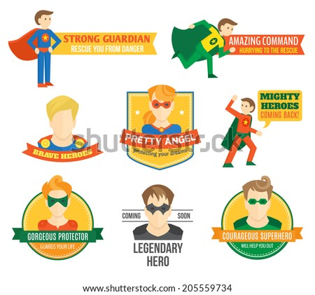 Vector cartoon superhero girl free vector download (15,447 Free ...