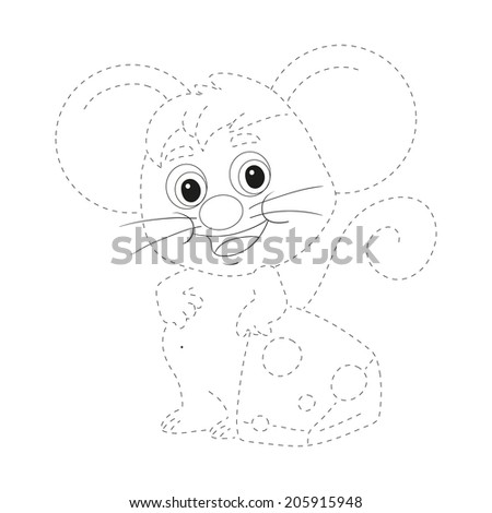connect the dots  mouse
