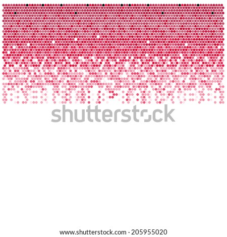 abstract dot background