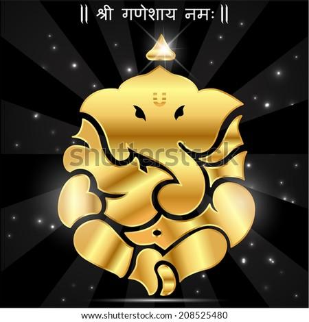 indian god ganesha  ganesh idol