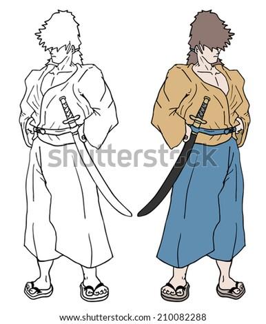 color samurai
