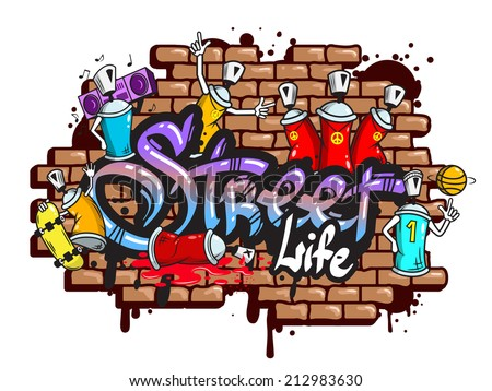 decorative urban world youth