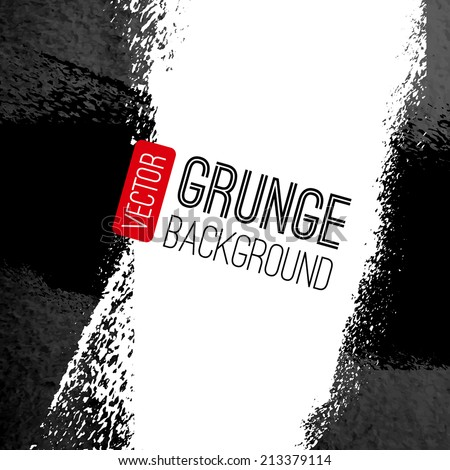 abstract vector grunge