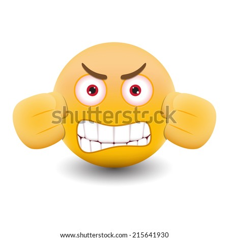 yellow emoticon cartoon
