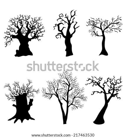 tree halloween