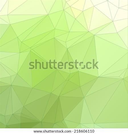 background polygon polygonal