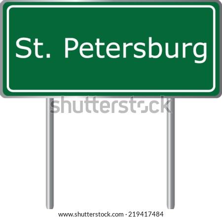 st petersburg  florida  road