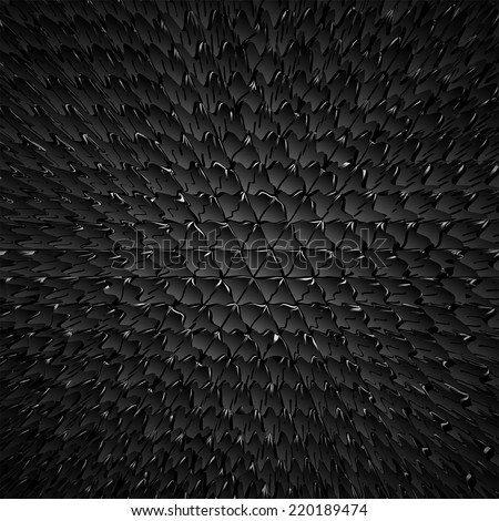 black dragon skin background