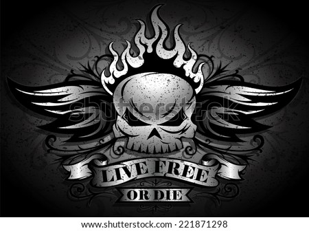 live free or die   tribal