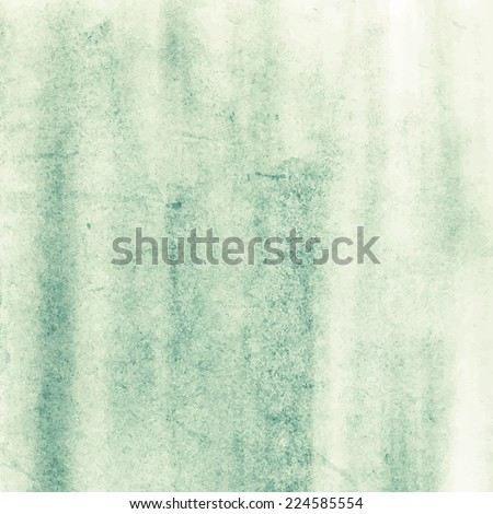 abstract painted light green