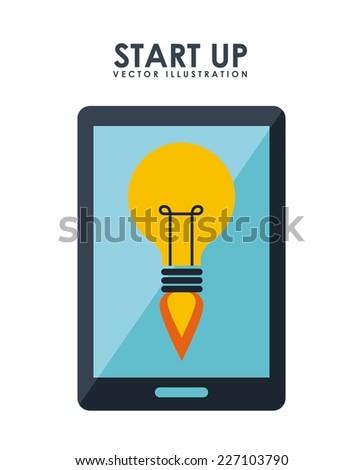 start up graphic design