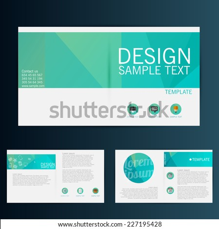 booklet design template free vector download 14 888 free vector