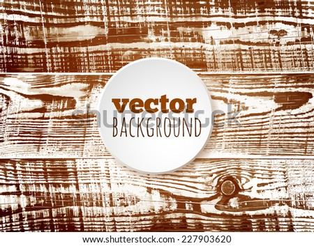 vector brown wooden texture