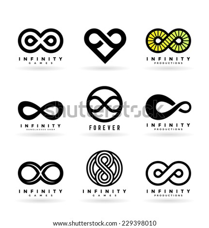 Vector Infinity Symbol Free Vector Download 21980 Free Vector For