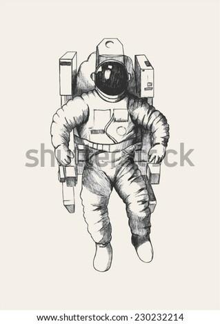 sketch illustration of an