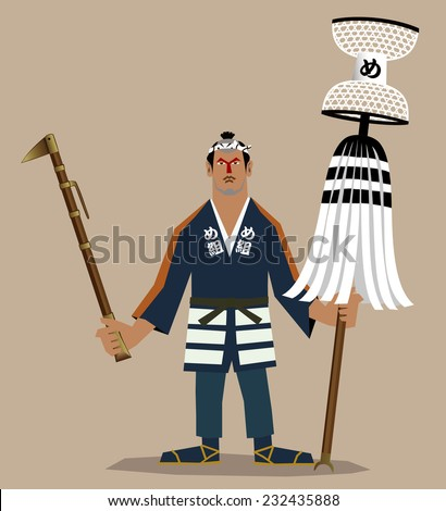 japan firefighters   edo period