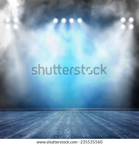 background in show vector