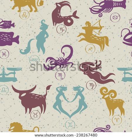 pattern zodiac signs