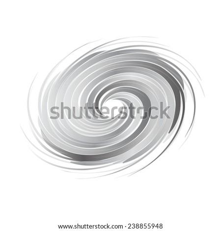abstract circle swirl image