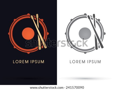 drum  snare  logo  symbol  icon