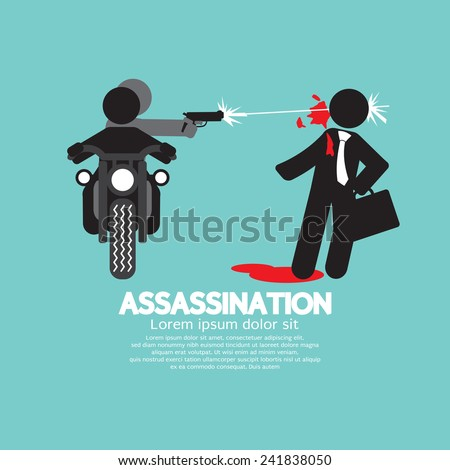 assassination shooting from the