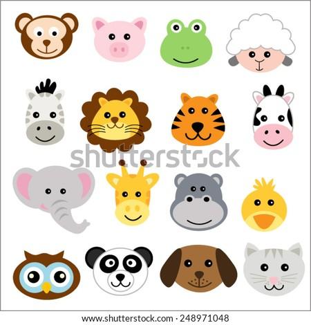 vector illustration of animal