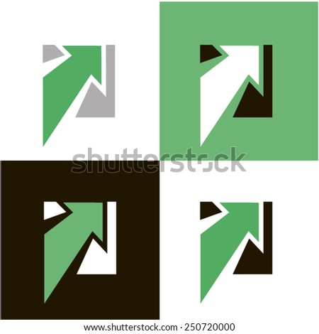 arrows  icon  vector 11 the