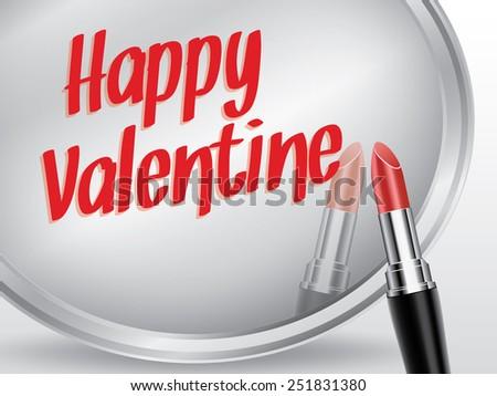 happy valentine written by red