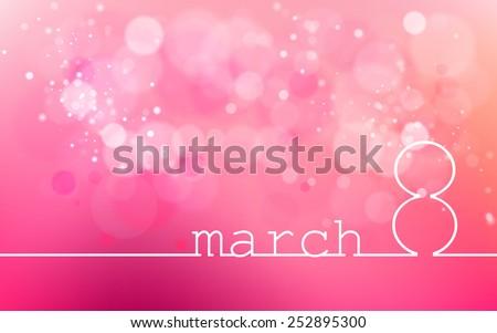 international women's day on