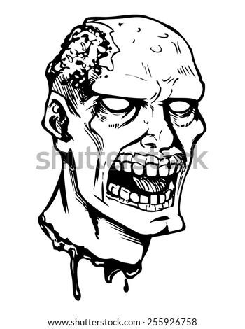 vector comics illustration of