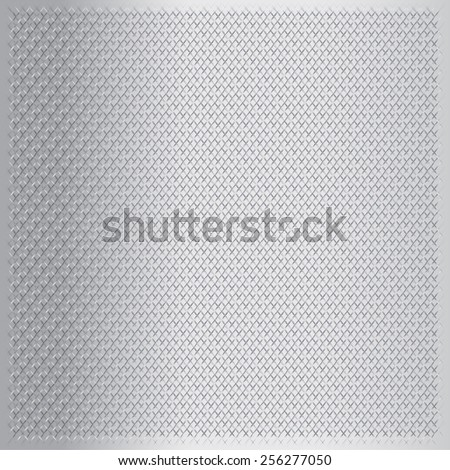 abstract lines and metal mesh