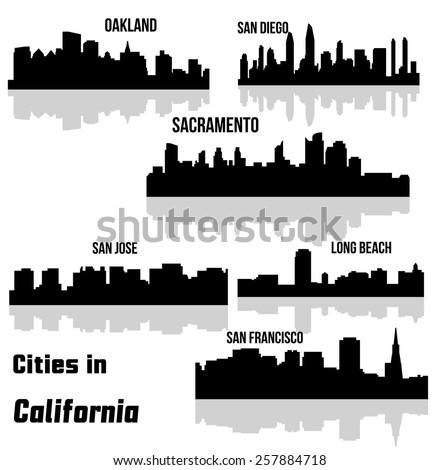 cities in california