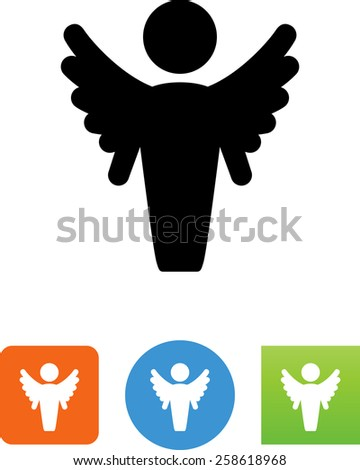 male angel symbol for download