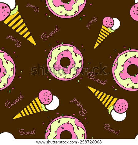 sweet day pattern you can use