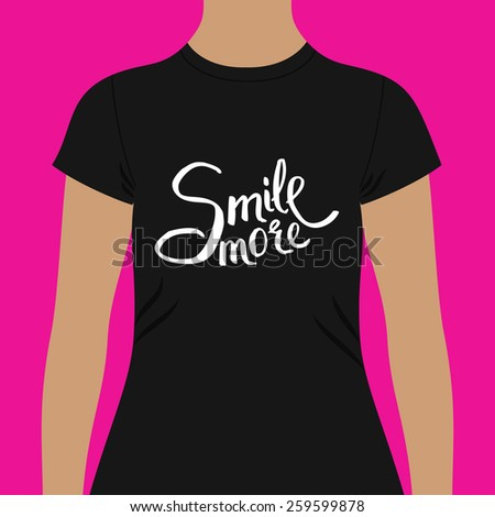 black woman shirt template with