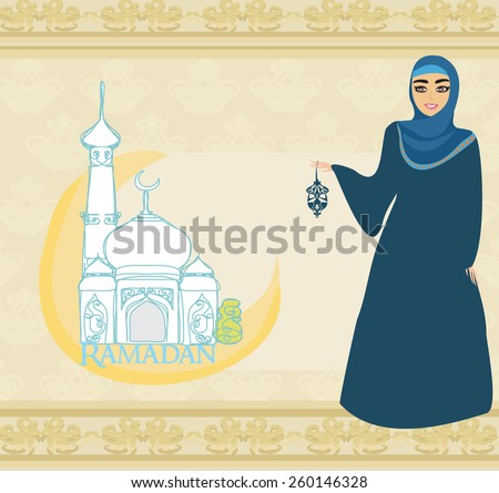 beautiful muslim women on