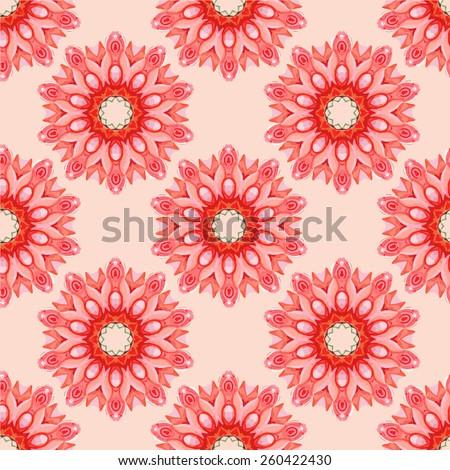 beautiful seamless pattern with