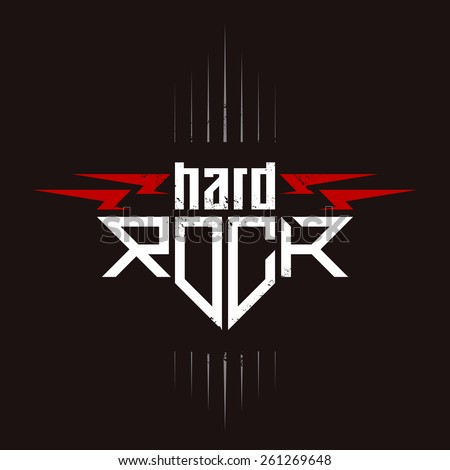 hard rock badge   original