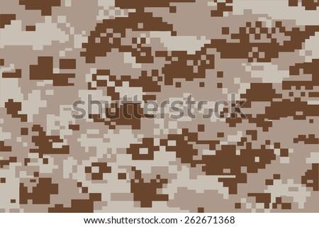 vector background of desert