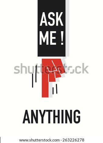 words ask me anything