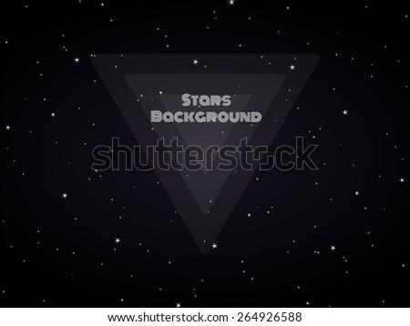 cosmic background starry sky