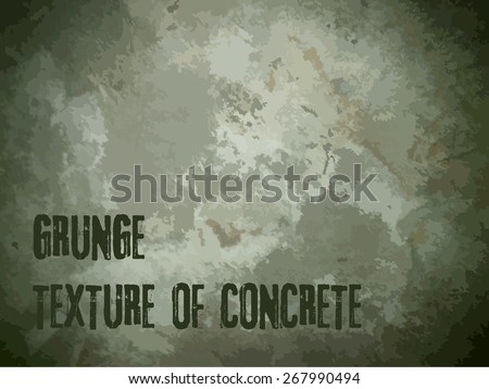 grunge texture of concrete