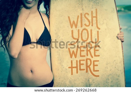 digitally generated wish you
