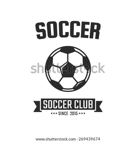 Vector Soccer Crest Template Free Vector Download 15 096 Free