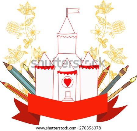 children's illustration with
