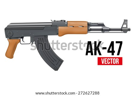 russian automatic machine rifle